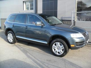 Used 2006 Volkswagen Touareg 4x4  V8 Hitch + GARANTIE 3 ans incluse for sale in Laval, QC