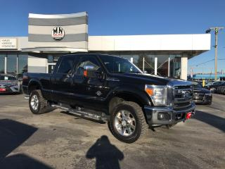Used 2011 Ford F-350 Lariat FX4 4WD DIESEL NAVI SUNROOF for sale in Langley, BC