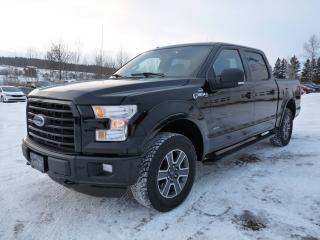 Used 2016 Ford F-150 SPORT CREW ÉCOBOOST 4X4 for sale in Vallée-Jonction, QC