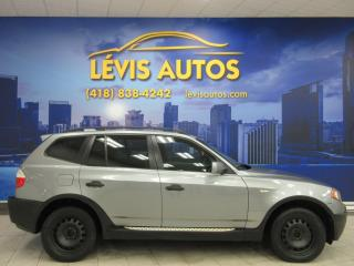 Used 2004 BMW X3 2.5i Xdrive Cuir Ch for sale in Lévis, QC