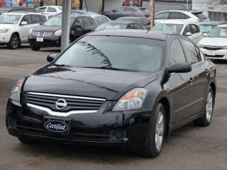 Used 2008 Nissan Altima 2.5 SL, LEATHER,SUNROOF,ALLOYWHEELS,LIMITED,LOADED for sale in Mississauga, ON