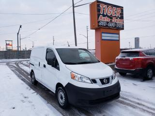 Used 2018 Nissan NV200 MINI CARGO VAN**ONLY 10KMS**4 CYLINDER**CAMERA** for sale in London, ON