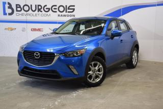 Used 2016 Mazda CX-3 Gs, Luxury Pack for sale in Rawdon, QC