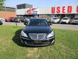 Used 2013 Hyundai Genesis w/Technology Pkg for sale in Toronto, ON