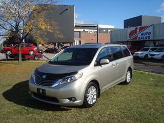 Used 2015 Toyota Sienna XLE~AWD~LOADED~NAV.~LEATHER for sale in Toronto, ON