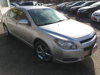 Used 2010 Chevrolet Malibu LT PLATINUM EDITION/ AUTO/ POWER GROUP/ LOADED! for sale in Scarborough, ON