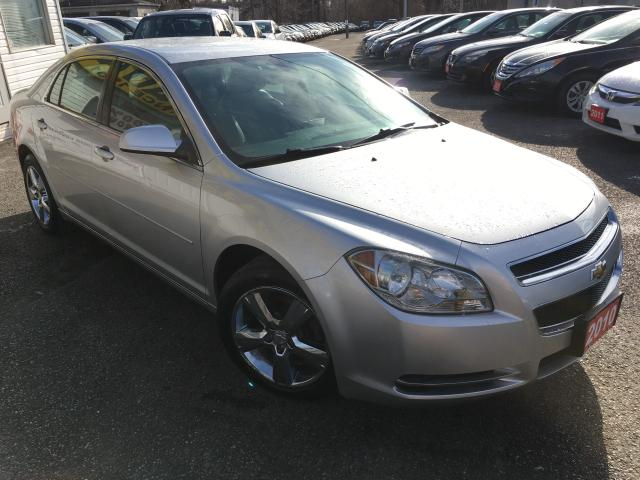 2010 Chevrolet Malibu LT PLATINUM EDITION/ AUTO/ POWER GROUP/ LOADED!