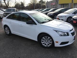 Used 2011 Chevrolet Cruze LS+ w/1SB/ AUTO/ POWER GROUP/ LOADED! for sale in Scarborough, ON