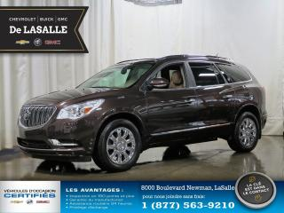 Used 2015 Buick Enclave Awd Cuir/toit Pano 7 for sale in Lasalle, QC