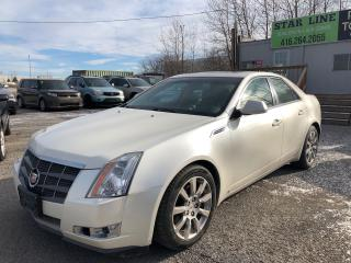 Used 2008 Cadillac CTS w/1SB for sale in Pickering, ON