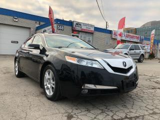 Used 2010 Acura TL w/Technology Package/Navi/Rear Camera/Bluetooth for sale in Oakville, ON