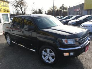Used 2011 Honda Ridgeline EX-L/ NAVI/ REVERSE CAM/ LEATHER/ ALLOYS! for sale in Scarborough, ON