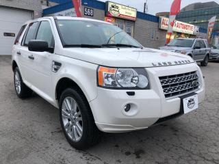 Used 2010 Land Rover LR2 HSE_ONE OWNER_ACCIDENT FREE_ONTRIO VEHICLE for sale in Oakville, ON