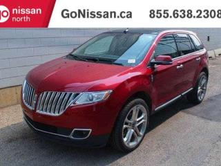 Used 2015 Lincoln MKX 4dr AWD Sport Utility for sale in Edmonton, AB