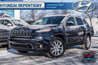 Used 2014 Jeep Cherokee Ltd Awd Rare for sale in Repentigny, QC