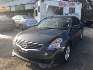Used 2009 Nissan Altima 2.5 S/Safety And E Test is Included The Price for sale in Toronto, ON