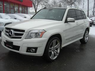 Used 2011 Mercedes-Benz GLK-Class GLK 350 for sale in London, ON