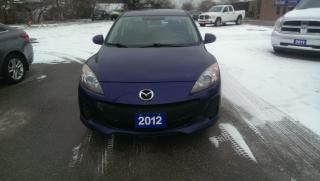 Used 2012 Mazda MAZDA3 GS-SKY for sale in Cambridge, ON