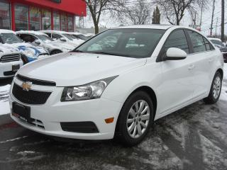 Used 2011 Chevrolet Cruze LT Turbo for sale in London, ON