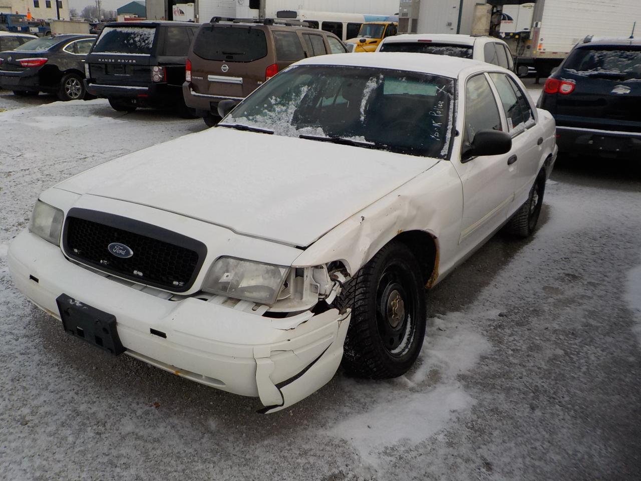 2010 Ford Crown Victoria POL