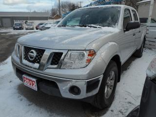 Used 2012 Nissan Frontier SV - Certified w/ 6 Month Warranty for sale in Brantford, ON