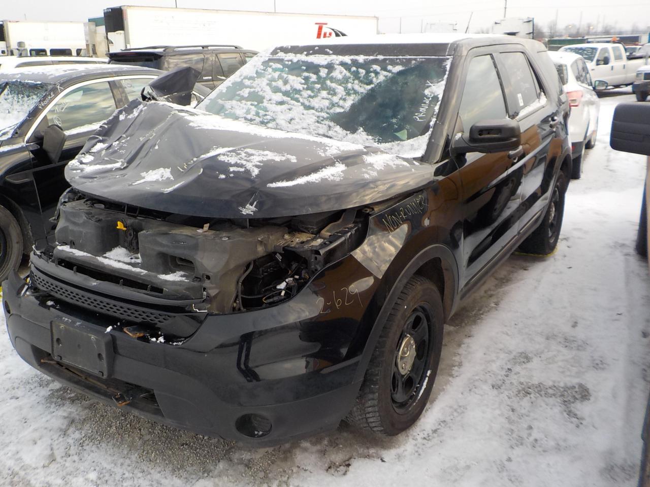 Photo of Black 2015 Ford Explorer