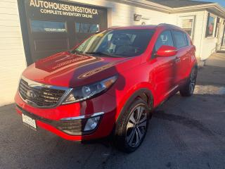 Used 2013 Kia Sportage EX for sale in Kingston, ON