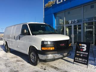 Used 2018 GMC Savana Work Van for sale in Gatineau, QC