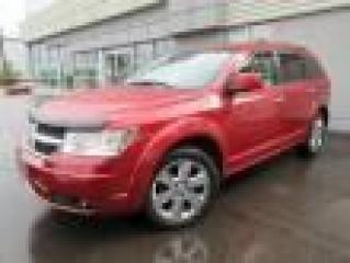 Used 2009 Dodge Journey R/T for sale in Mississauga, ON