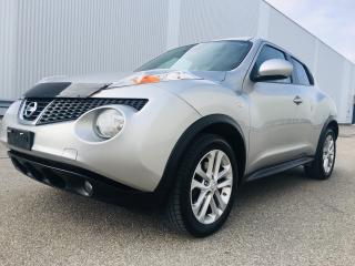 Used 2011 Nissan Juke SL for sale in Mississauga, ON