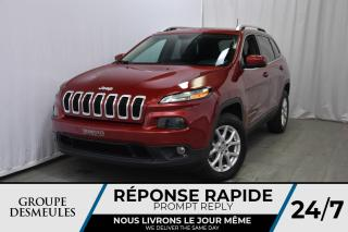Used 2017 Jeep Cherokee Cam. Rec. * Sieges & Vol Chauff. * BLTTH for sale in Laval, QC