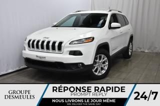 Used 2017 Jeep Cherokee Cam. Rec. * Sièges & Vol. Chauff. for sale in Laval, QC