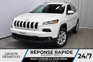 Used 2018 Jeep Cherokee Volant & Sièges Chauff. * Bluetooth for sale in Laval, QC