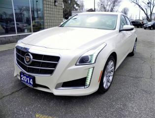 Used 2014 Cadillac CTS LUX AWD for sale in Windsor, ON