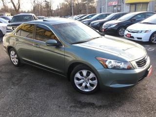 Used 2009 Honda Accord EX/ AUTO/ SUNROOF/ POWER GROUP/ ALLOYS! for sale in Scarborough, ON