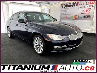 Used 2014 BMW 3 Series 328i xDrive-GPS-Camera-Heated Leather Seats & Whee for sale in London, ON
