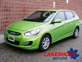 Used 2014 Hyundai Accent GL Hatchback || CERTIFIED || AUTO for sale in Waterloo, ON