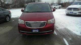 Used 2012 Chrysler Town & Country TOURING for sale in Cambridge, ON