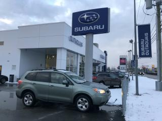 Used 2015 Subaru Forester 2.5i CVT for sale in Gatineau, QC