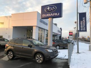 Used 2017 Subaru Forester 2.5i Touring CVT for sale in Gatineau, QC