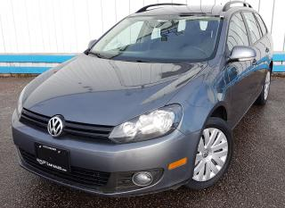 Used 2014 Volkswagen Golf Wagon Trendline TDI *DIESEL* for sale in Kitchener, ON