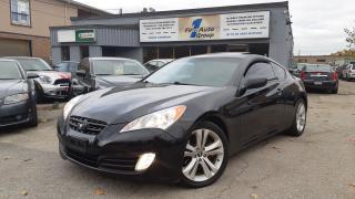 Used 2012 Hyundai Genesis Coupe Premium for sale in Etobicoke, ON