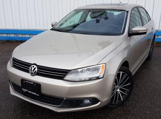 Used 2013 Volkswagen Jetta Highline TDI *DIESEL* for sale in Kitchener, ON