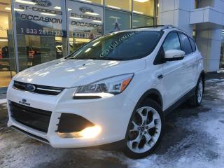 Used 2015 Ford Escape Titanium Awd 2.0l for sale in St-Georges, QC