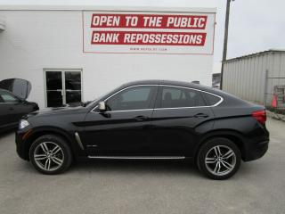 Used 2015 BMW X6 xDrive35i for sale in Toronto, ON