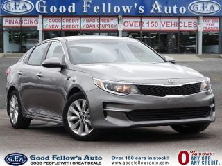 Used 2017 Kia Optima LX PLUS MODEL, REARVIEW CAMERA, HEATED SEATS for sale in Toronto, ON