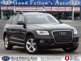 Used 2015 Audi Q5 KOMFORT, 2.0 L QUATRO, LEATHER SEATS, HEATED SEATS for sale in Toronto, ON