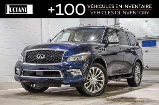 Used 2017 Infiniti QX80 for sale in Montréal, QC
