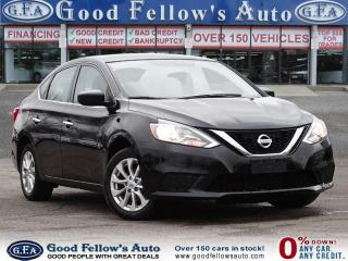 Used 2017 Nissan Sentra SV MODEL, REARVIEW CAMERA, SUNROOF for sale in Toronto, ON