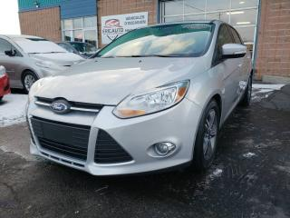 Used 2014 Ford Focus for sale in St-Eustache, QC